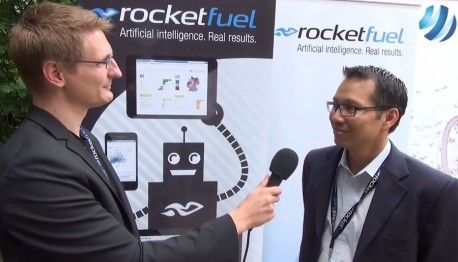 Programmatic Buying – Through the Lens. Jarvis Mak, SVP Rocket Fuel, im Videointerview