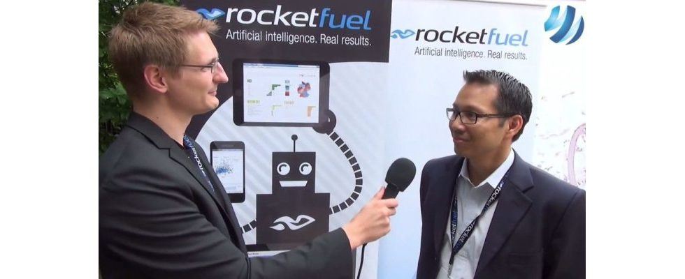 Programmatic Buying – Through the Lens. Jarvis Mak, SVP Rocket Fuel, im Videointerview