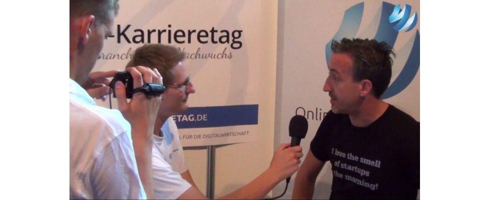 """""""Es ist wichtig, dass ein Umdenken stattfindet"""" – Lars Jankowfsky, NFQ.com, im Videointerview"""