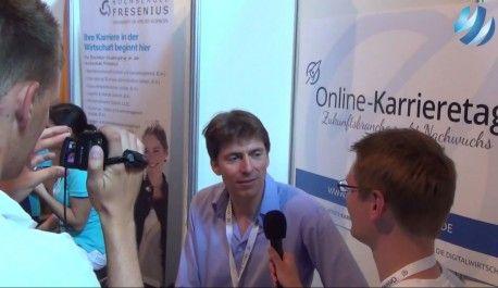 """""""Ich erwarte von unserer Regierung keinen Schutz vor Google"""" Martin Sinner, Idealo Internet GmbH, im Videointerview"""
