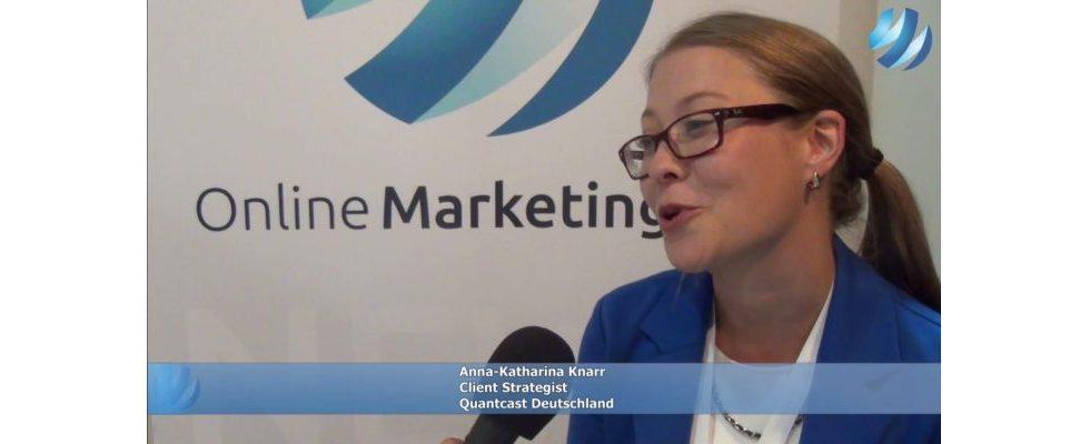 """""""Ich bin auf den Zug der Revolution aufgesprungen"""" – Anna-Katharina Knarr, Client Strategist Quantcast Deutschland"""