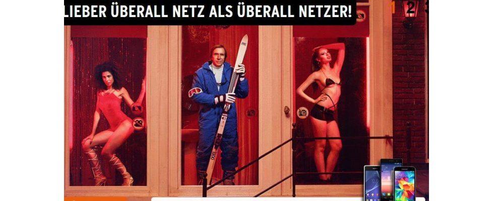 Günther Netzer im Bordell – Otelo startet mit neuer Cross Media Kampagne durch