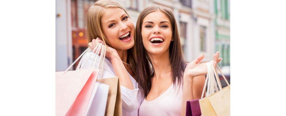 70 Prozent der Kaufentscheidung hängt davon ab, ob sich der Kunde gut behandelt fühlt