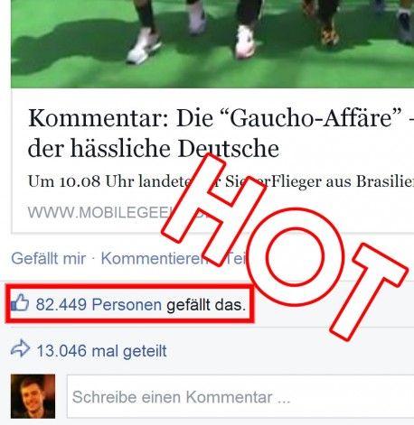 """Unglaublich! Trafficexplosion bei Mobilegeeks.de zum """"Gaucho-Gate"""": 900.000 Aufrufe in 18 Stunden – Sascha Pallenberg im Gespräch"""