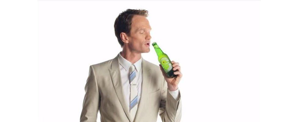 Heineken-Werbespot: Neil Patrick Harris darf kein Bier trinken – ist Alkohol vor der Kamera verboten?