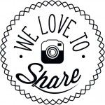 We Love To Share