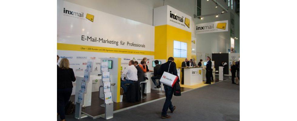 """""""Unser Hauptthema auf der dmexco 2014 wird 'Connected E-Mail-Marketing' sein"""" – Martin Bucher, Inxmail-Geschäftsführer"""