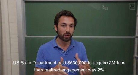 Facebook profitiert auch 2014 noch vom Klickbetrug