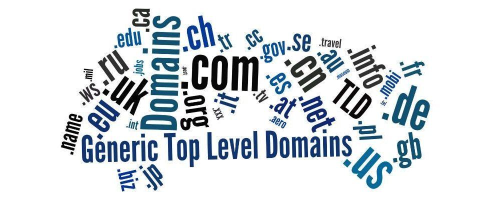 Marketer sind gegen die neuen Top Level Domains