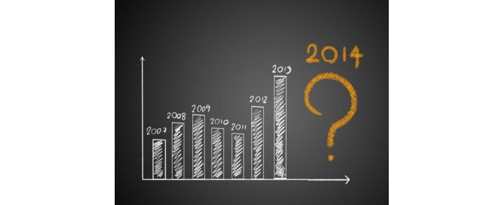 Die größten Trends 2014: Content Creation, Targeting und Personalization