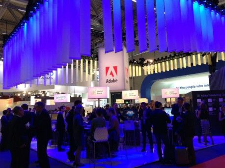 """""""Adobe's goal is to help marketers drive the real-time enterprise by optimizing every element of their business"""" – Brad Rencher, Digital Marketing Adobe"""