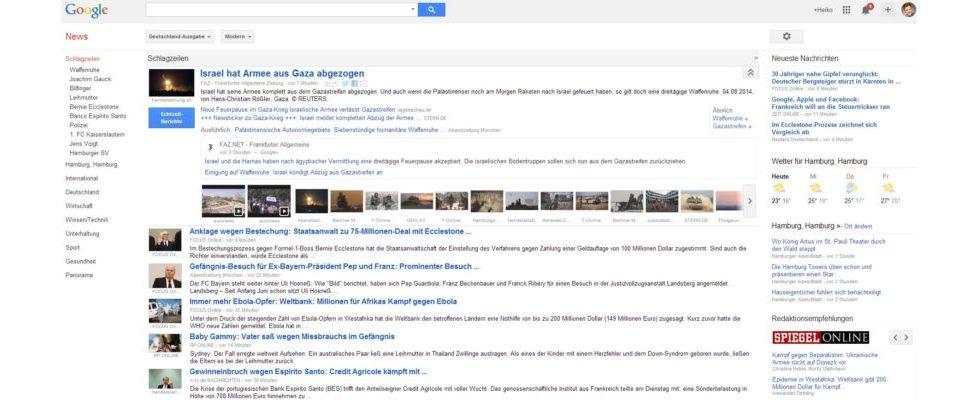 """Neues """"Google News Publisher Center"""" soll für optimale Berichterstattung auf Google News sorgen"""