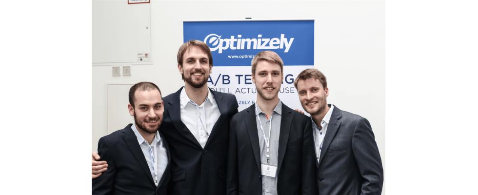 Vorgestellt: Optimizely auf der dmexco 2014 in Köln