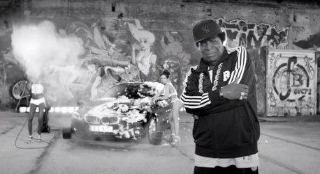 """""""Ein bisschen Spar'n muss sein"""" – Roberto Blanco macht im Werbespot für Sixt auf Gangster-Rapper"""