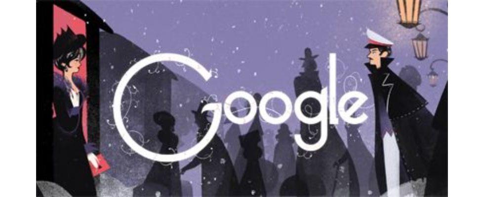 Google Doodle: Leo Tolstoi – einer der bekanntesten russischen Schriftsteller