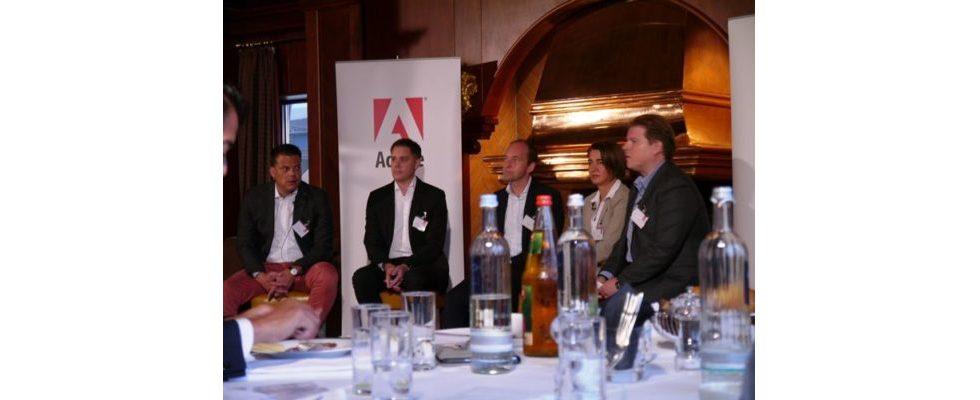dmexco: Adobe Thought Leadership Breakfast – Wo steht die Digital Transformation in Deutschland?