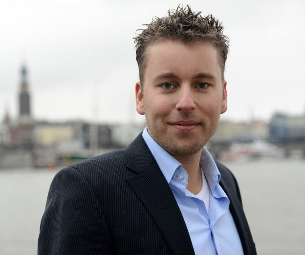 Patrick Klingberg, CEO artaxo AG