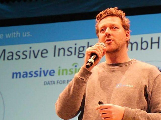 Christoph Burseg, Geschäftsführender Gesellschafter, Massive Insights GmbH