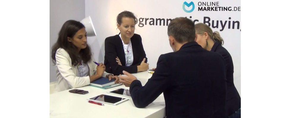 """""""Delta Projects bietet nicht nur eine Lösung an, wir sind ein Premium-Anbieter"""" – Tanja Leutschacher, MD Germany Delta Projects"""