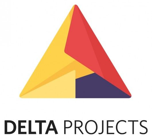 Delta Projects - Logo