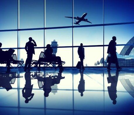 Beacons kommen am Hamburger Flughafen zum Einsatz