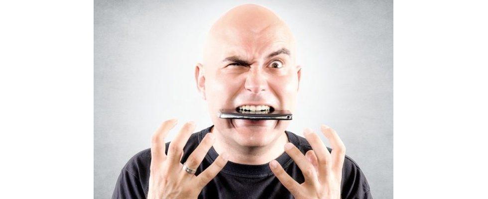 Bitte nicht stören – Wann man Smartphone Nutzer besser in Ruhe lässt