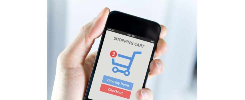 Mobile Commerce: Viele betreiben es, wenige sind richtig effektiv