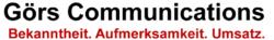 Görs Communications – Public Relations (PR) und Content Marketing Beratung + Agentur