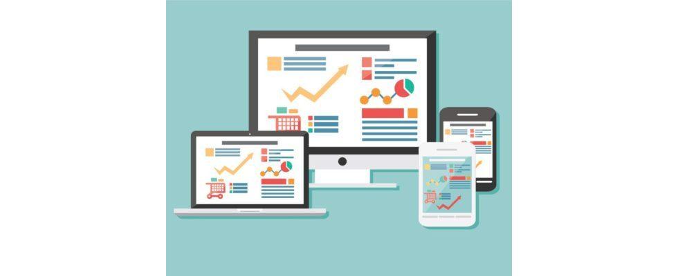 Infografik: Was ist Responsive Website Design?