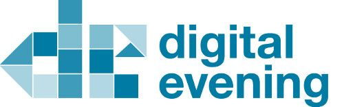 digital evening logo
