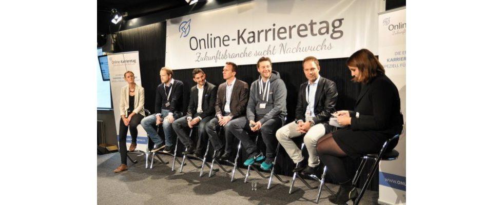 Online-Karrieretag etabliert sich als führendes Event: OnlineMarketing.de war dabei