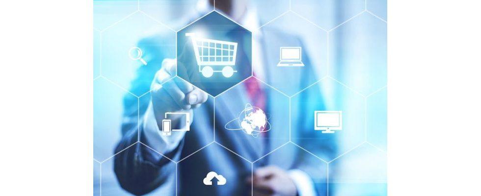 Studie & Infografik: B2B-Anbieter setzen auf E-Commerce