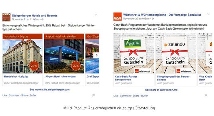 facebook multi product ads der turbo f r die xmas. Black Bedroom Furniture Sets. Home Design Ideas