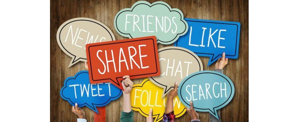 Vier aktuelle Tipps von Social Media Profis