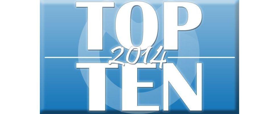 Unsere Top 10 des Jahres: Die meistgelesenen Artikel 2014 im Überblick