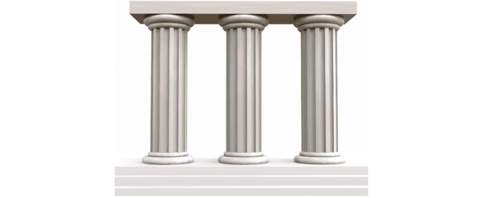 Die drei Säulen der Content-Qualität: Vertrauenswürdigkeit, Nutzen und Präsentation