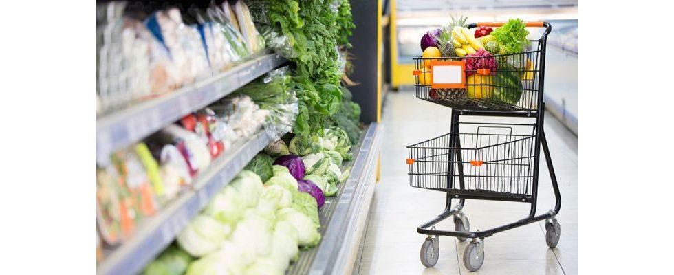 Verlassene Einkaufskörbe – des Retailers Albtraum