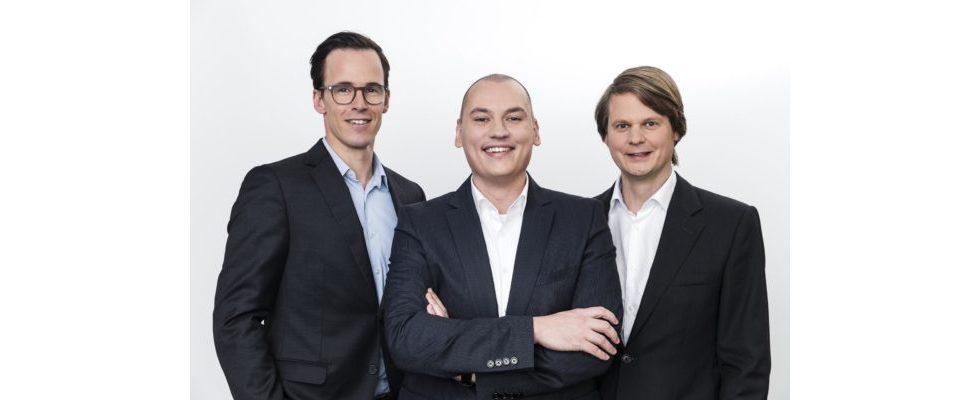 Veränderungen bei eprofessional: Ben Prause erweitert Führungsteam um Thomas Nuss und Hannes Weißensteiner