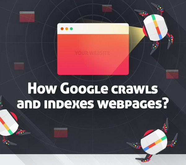 How Google crawls and indexes webpages by QuickSprout_Preview