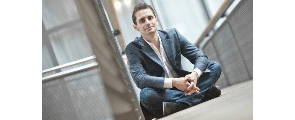 """""""Die größte Chance liegt in 2015 und den Folgejahren in der intelligenten Nutzung von Daten"""" – Jürgen Seitz, HDM Stuttgart"""