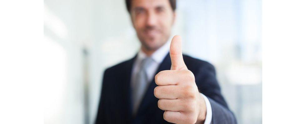 Die zufriedensten Mitarbeiter stammen aus der Digitalbranche