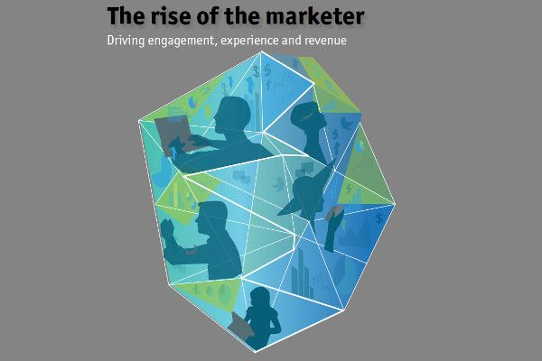 Marketo The rise of marketer3