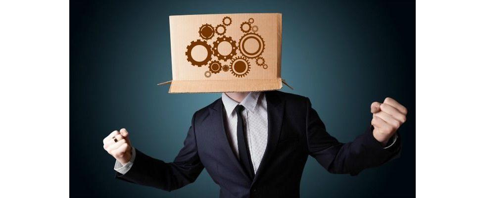 Erfolg im Job mit der Kraft der Gedanken