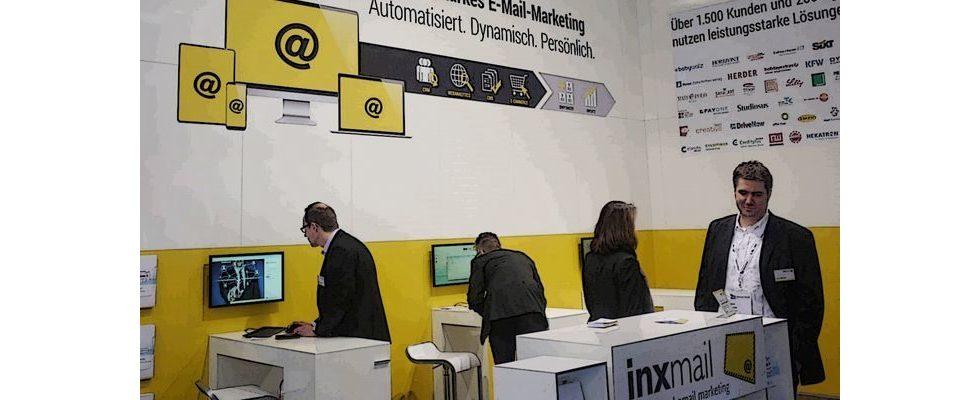 """""""Auf der Internet World 2015 erleben die Teilnehmer am Inxmail-Stand gleich vier Produktpremieren"""" – Martin Bucher, Geschäftsführer Inxmail [Sponsored]"""