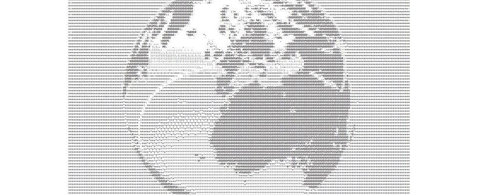 Geschichte des Web Design: Als Bilder noch ASCII hießen und aus Buchstaben bestanden