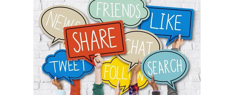 Spread The Word: Drei Tools, mit denen du deine Social Shares ankurbeln kannst