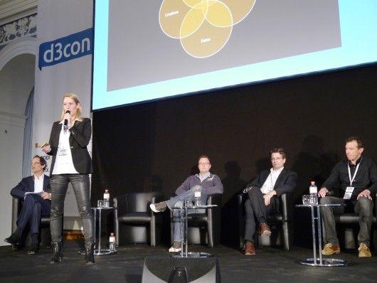 Nur eines von vielen hochkarätigen Panels: Top Brand Advertisiers' Experience Sharing
