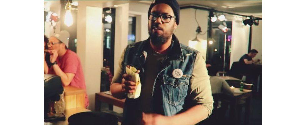Gefundenes Fressen: Content Marketing Deluxe vom Hamburger Rapper Samy Deluxe