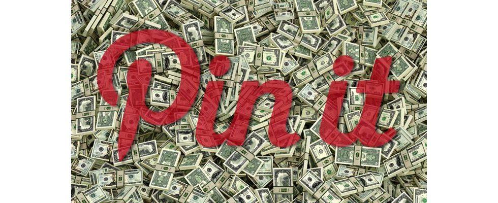 Infografik: Geld drucken mit Pinterest?