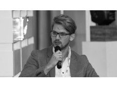 Marius Rausch, Director of Product Marketing AppNexus, auf der d3con 2015, © d3con